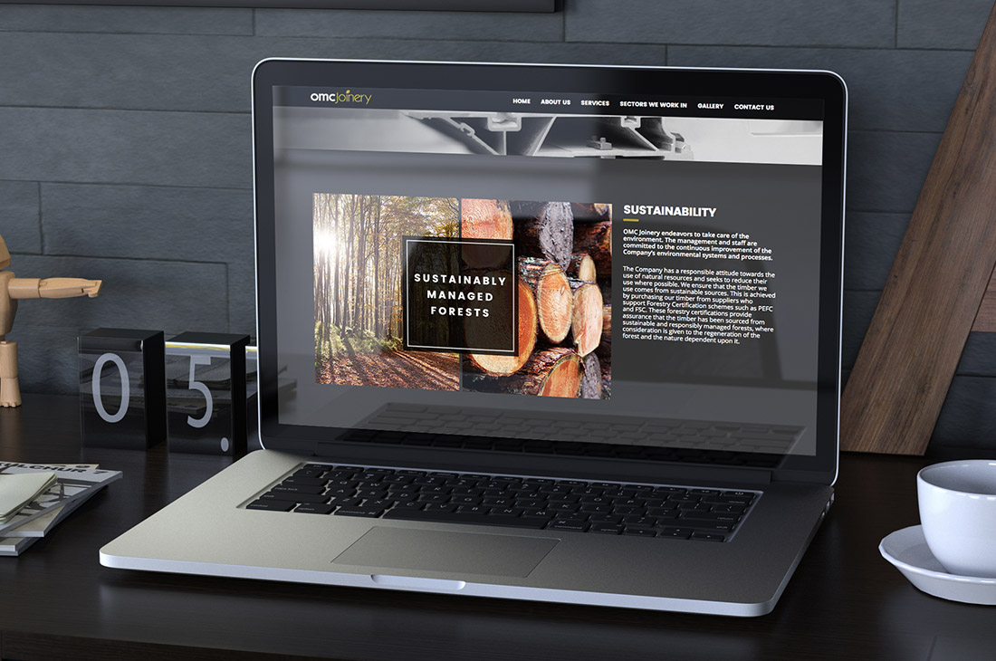 Omc joinery web design hull th3 design design for Home decor hull limited